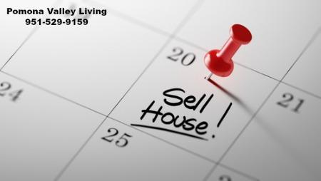 Sell House on Calendar